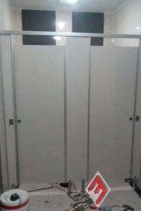 Aplikator Cubicle Toilet Indonesia Cubicletoilet PVC Board Tol Jombang