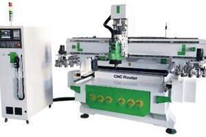 Mesin 1325 Carousel Tool Magazine CNC Processing Center