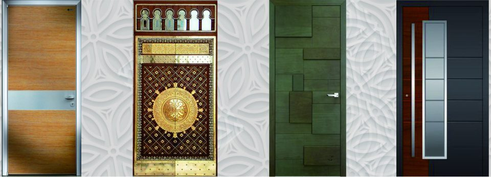 pintu panel